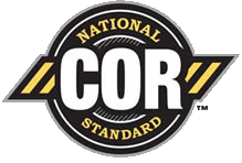 COR: COR (Certificate of Recognition)